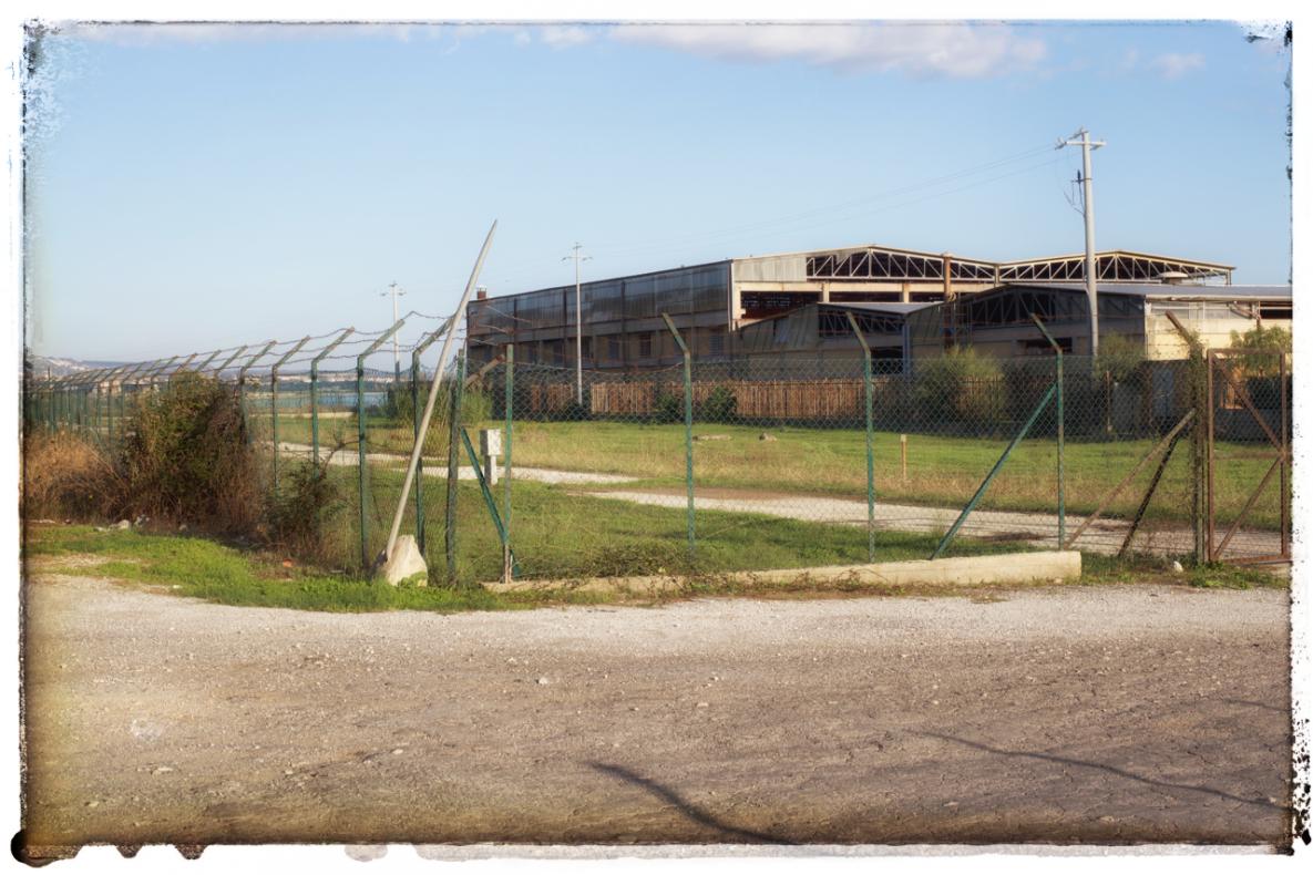 Area Industriale Targia, Siracusa 2017