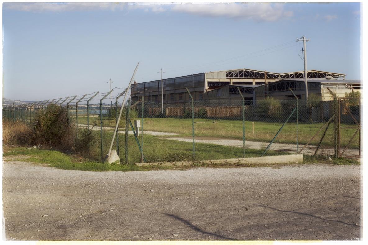 Siracusa, zona industriale Targia