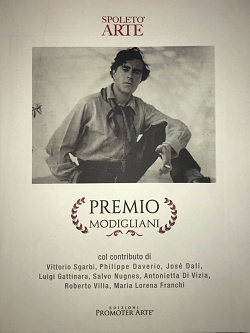 PREMIO MODIGLIANI -SPOLETO ARTE 26 LUGLIO 2019
