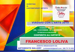 VIAGGIO CON  L'ARTE - 9 NOVEMBRE 2019 VICENZA
