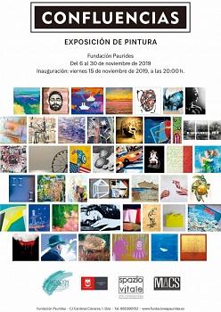 """""""CONFLUENCIAS """"  Elda Alicante 15 NOVEMBRE 2019"""