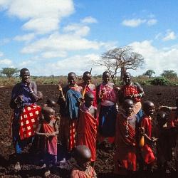 VECCHIE FOTO:KENIA 1990 /I MASAI
