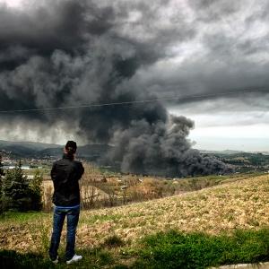 Incendio Italpannelli