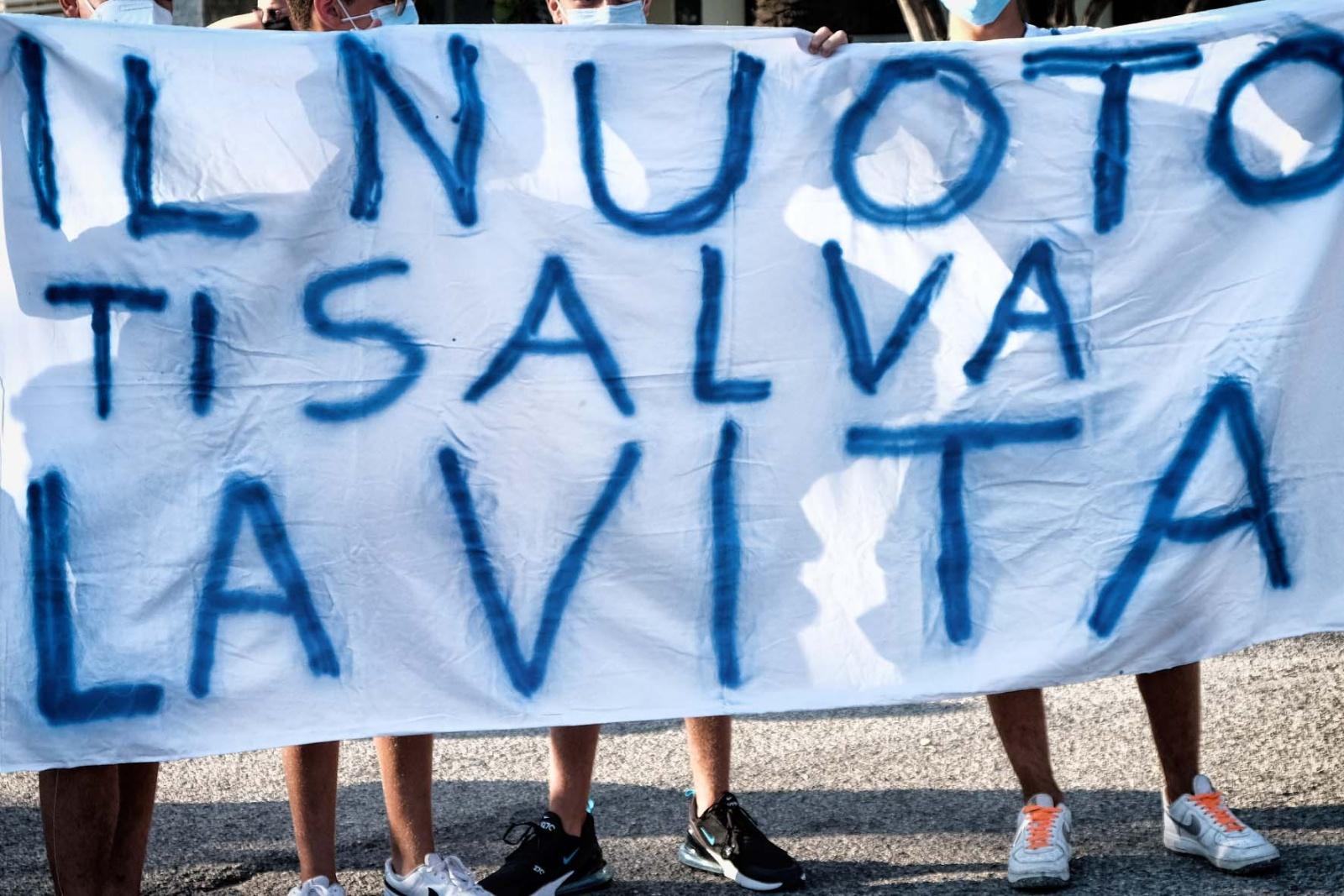 Salvate la Piscina San Benedetto del Tronto