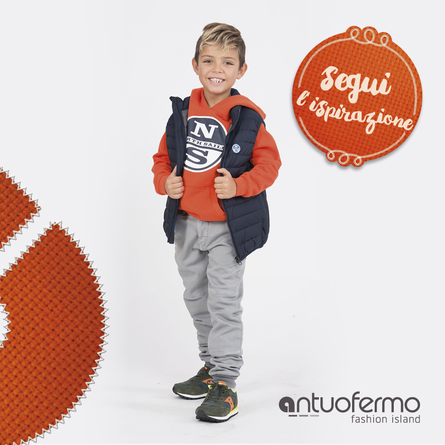 Campagna Autunno/Inverno 2017 Antuofermo Kids