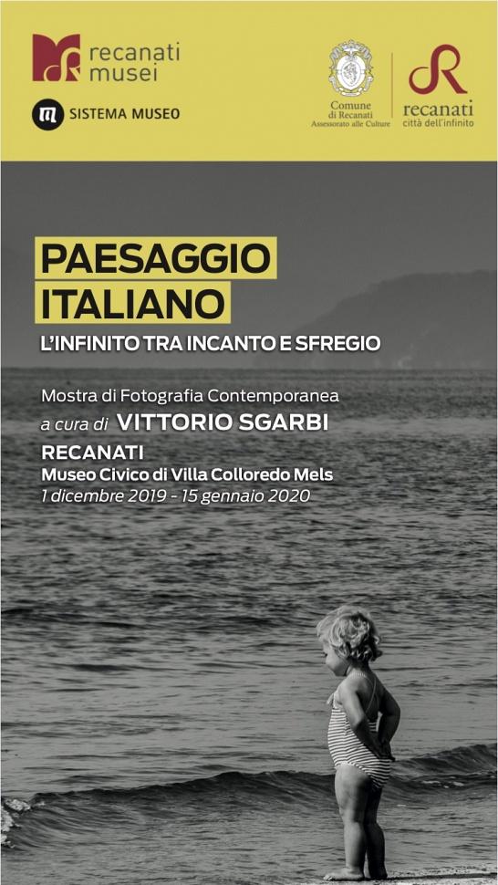 L'INFINITO TRA INCANTO E SFREGIO - 30/11/2019 RECANATI