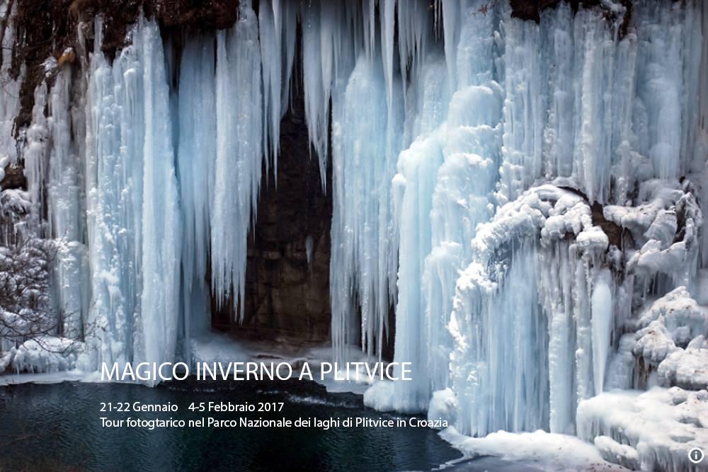 Magico Inverno a Plitvice