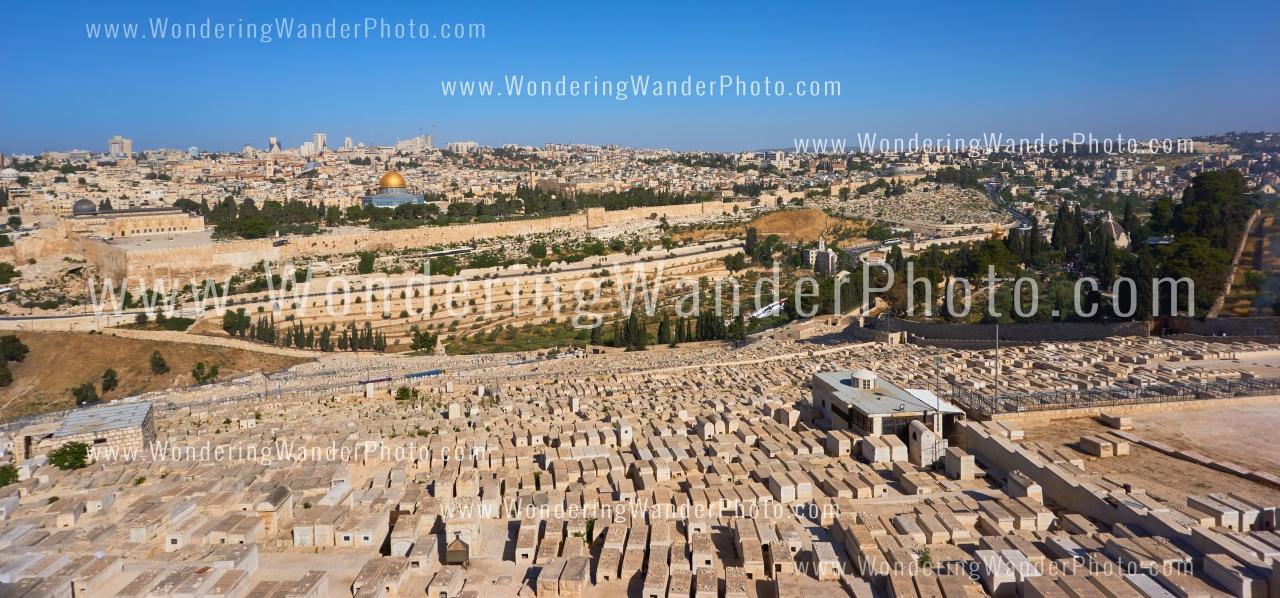 ISRAEL & PALESTINE - APRIL 2017