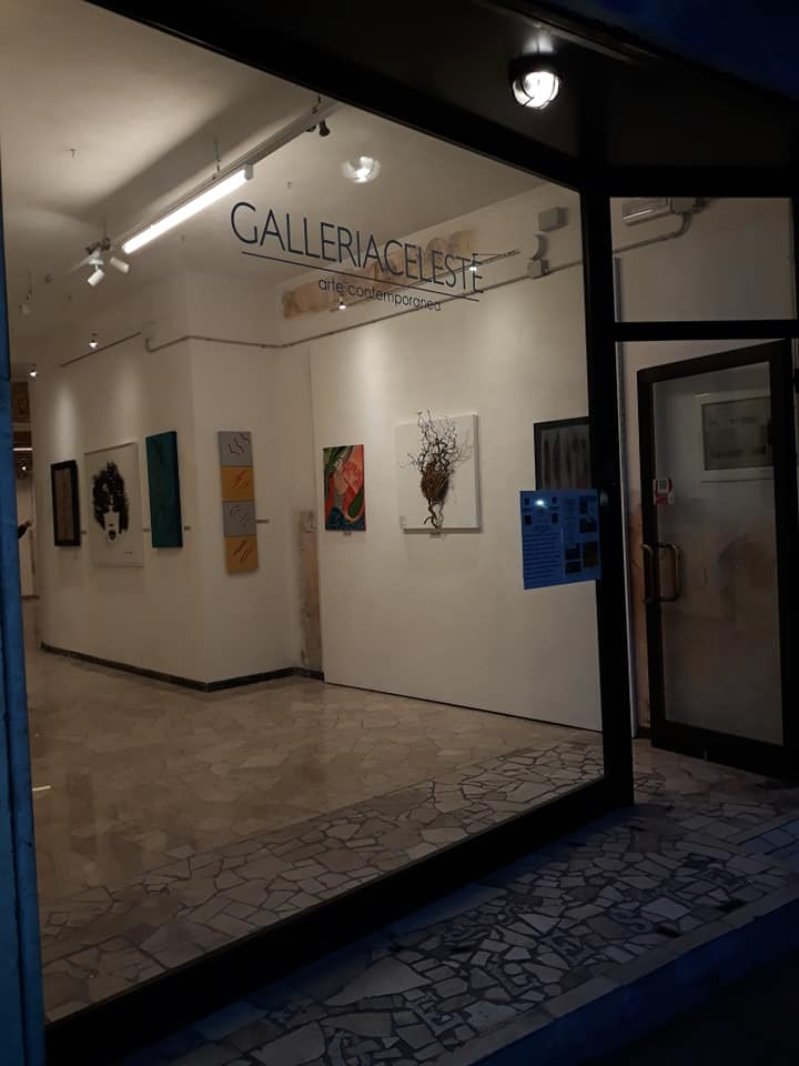 GALLERIA CELESTE -VICENZA