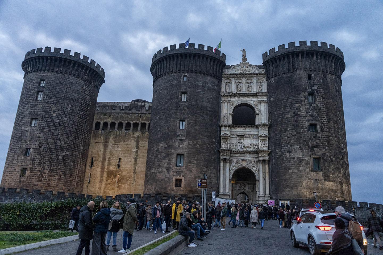 REALTA' INTERIORI NELL'ARTE CONTEMPORANEA  -  Castel Nuovo di Napoli Dal 4 al 12 gennaio 2020