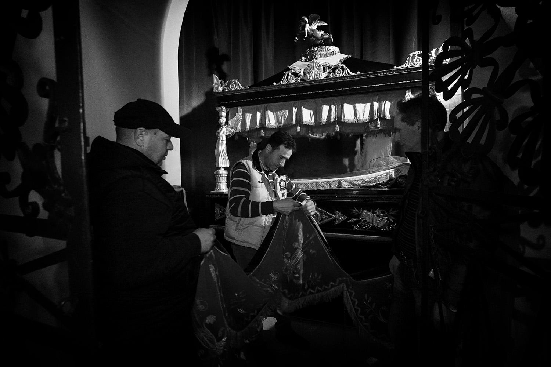 Il Cristo Morto di Monteprandone