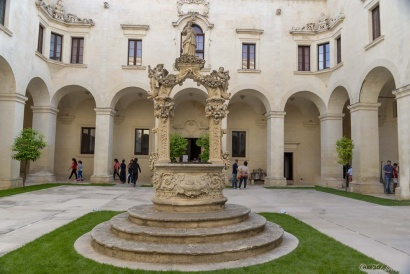 LECCE -MUSEO DIOCESANO