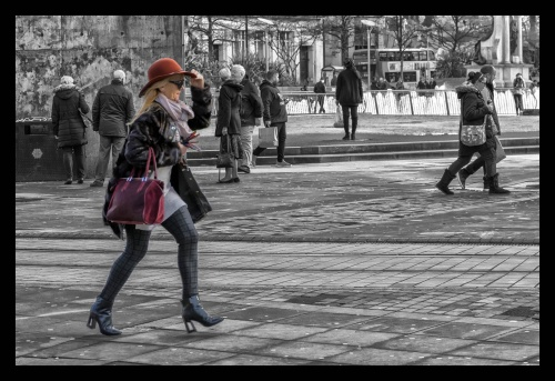 WALKING - SCOPE ART SHOW NEW YORK 5-9 MARZO 2020