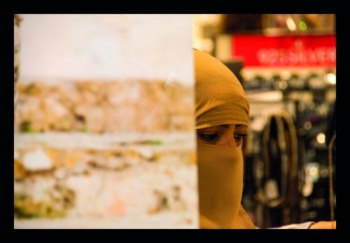 """VOLTO DI DONNA  - OPERA SELEZIONATA PER"""" I MILLE DI SGARBI"""" CORTINA - ESPOSTA A ABI-DHABI e DUBAI- Galleria Margutta, Roma"""
